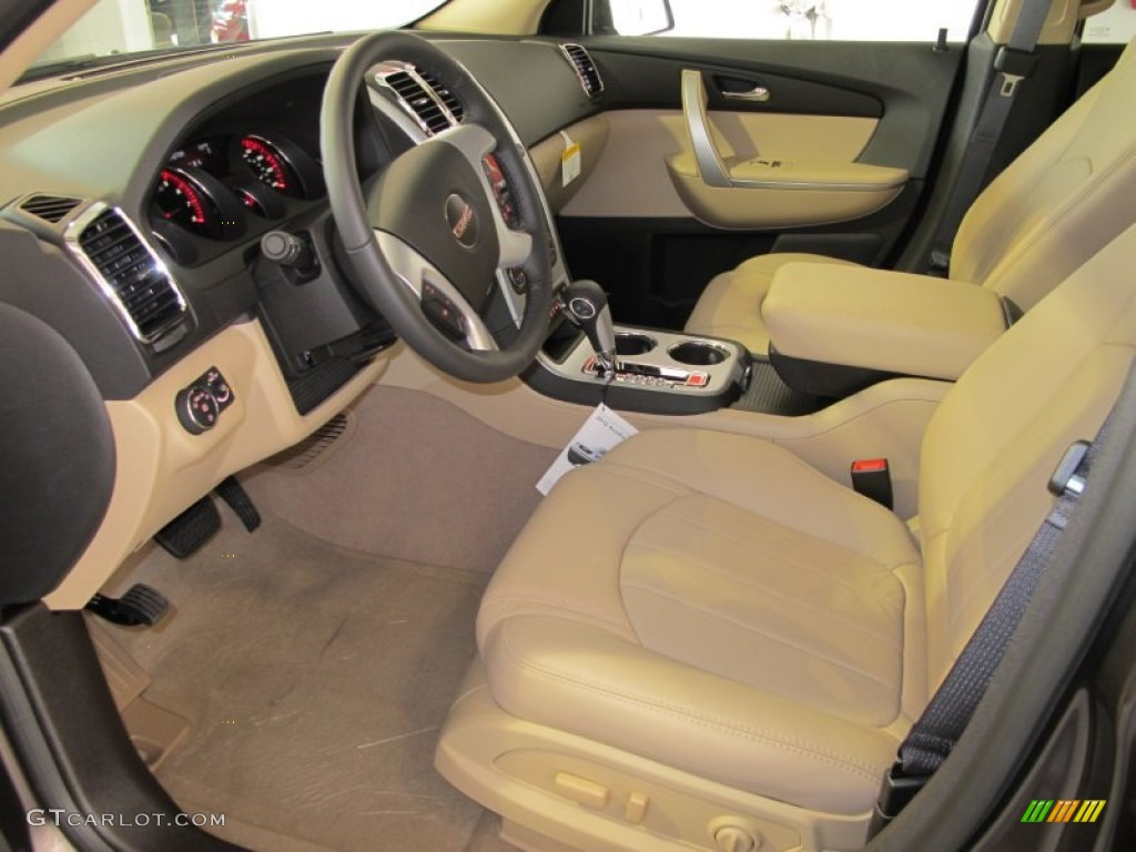 2014 gmc acadia denali interior changes release and price