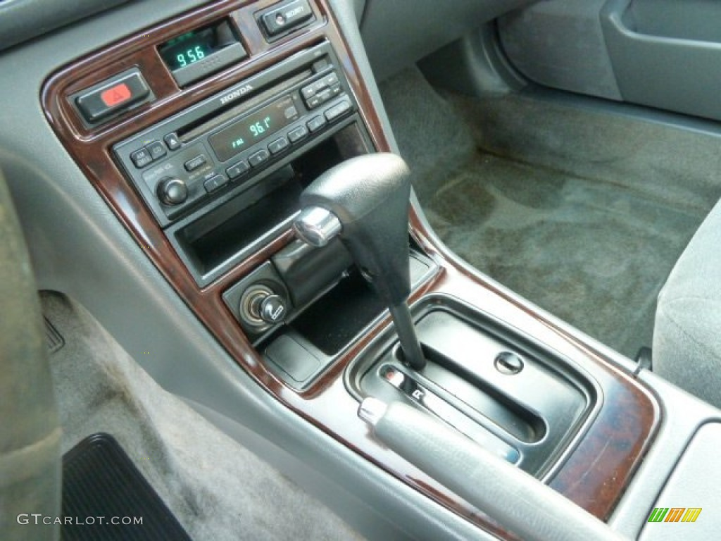 1997 Honda Accord Se Coupe 4 Speed Automatic Transmission