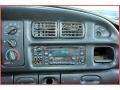 Mist Gray Audio System Photo for 2001 Dodge Ram 2500 #55433761