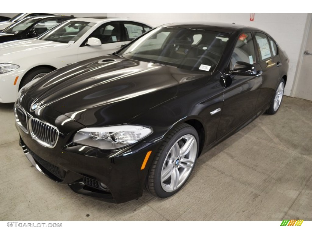 Jet Black 2012 Bmw 5 Series 535i Sedan Exterior Photo 55438530 Gtcarlot Com