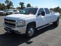 Summit White 2012 Chevrolet Silverado 3500HD Gallery