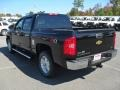 2011 Black Chevrolet Silverado 1500 LT Crew Cab 4x4  photo #2