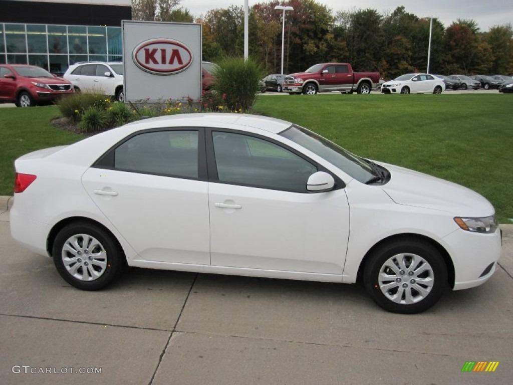 Kia Forte 2013 White Www Pixshark Com Images Galleries With A Bite