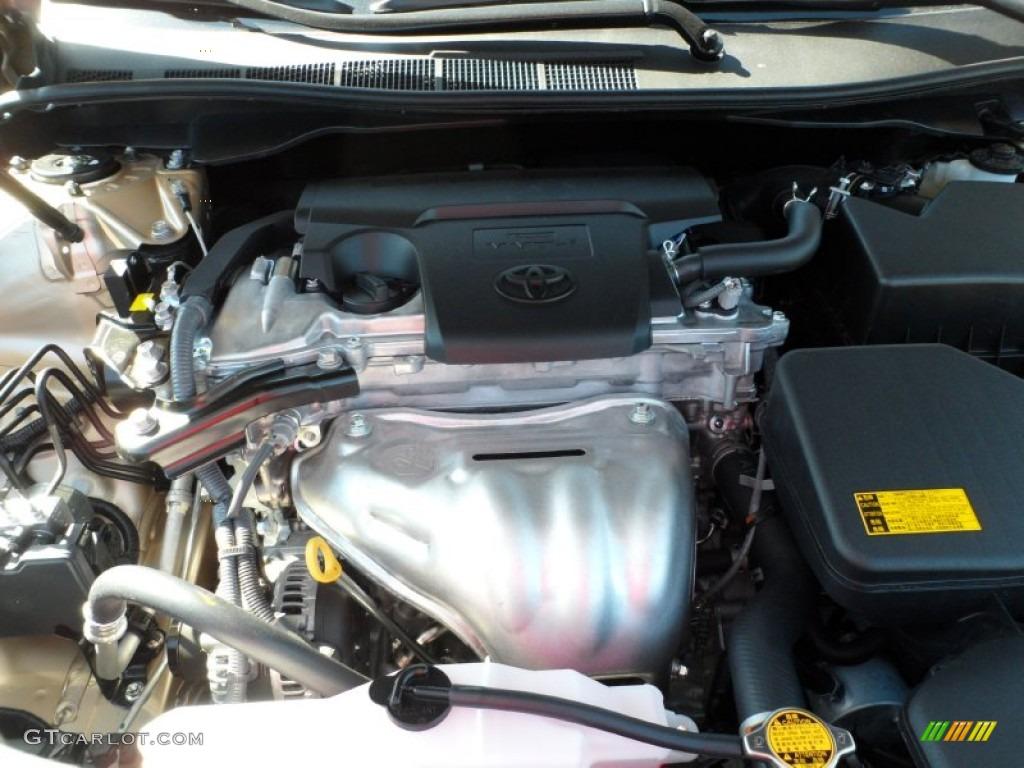 2012 toyota camry le 2 5 liter dohc 16 valve dual vvt i 4 cylinder engine pho. Black Bedroom Furniture Sets. Home Design Ideas