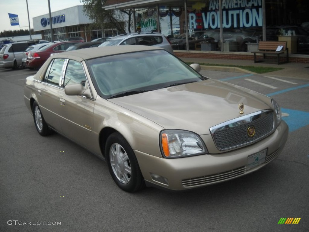 2005 light cashmere cadillac deville sedan 55402122 car col. Cars Review. Best American Auto & Cars Review