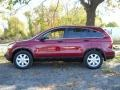 2009 Tango Red Pearl Honda CR-V EX 4WD  photo #2