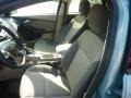 2012 Frosted Glass Metallic Ford Focus SE 5-Door  photo #8