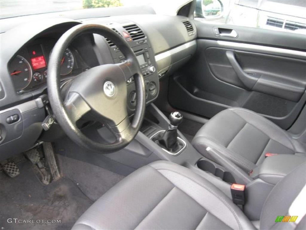 2006 Volkswagen Jetta Tdi Sedan Interior Photo  55451552