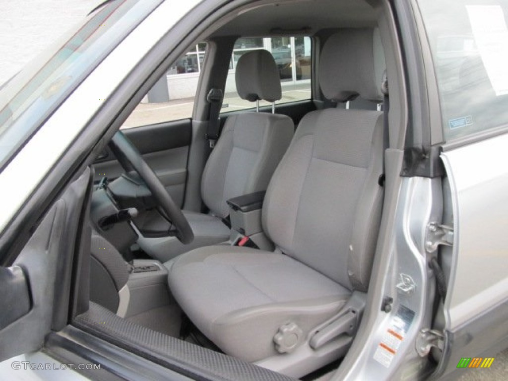2003 Subaru Forester 2 5 X Interior Photo 55452365