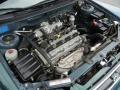 1.8 Liter DOHC 16-Valve 4 Cylinder 2000 Suzuki Esteem GL Wagon Engine