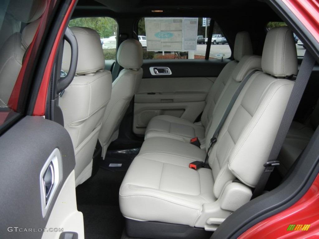 medium light stone interior 2012 ford explorer xlt photo 55460204. Black Bedroom Furniture Sets. Home Design Ideas