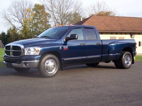 2007 Dodge Ram 3500 SLT Quad Cab Dually Data, Info and Specs