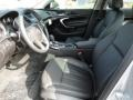 2012 Regal Turbo Ebony Interior