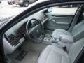 2000 3 Series 323i Sedan Grey Interior