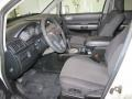 Charcoal Gray 2004 Mitsubishi Endeavor Interiors