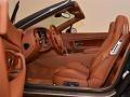 2009 Continental GTC  Saddle Interior