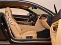 2005 Continental GT  Saffron/Beluga Interior