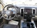 2012 Deep Molten Red Pearl Dodge Ram 1500 Laramie Longhorn Crew Cab  photo #10