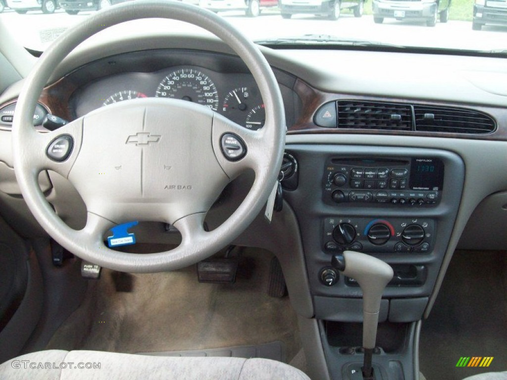 on 2001 Chevy Malibu Interior