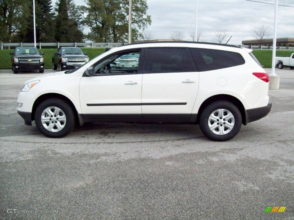 white 2012 chevrolet traverse ls exterior photo 55492424 gtcarlot. Cars Review. Best American Auto & Cars Review
