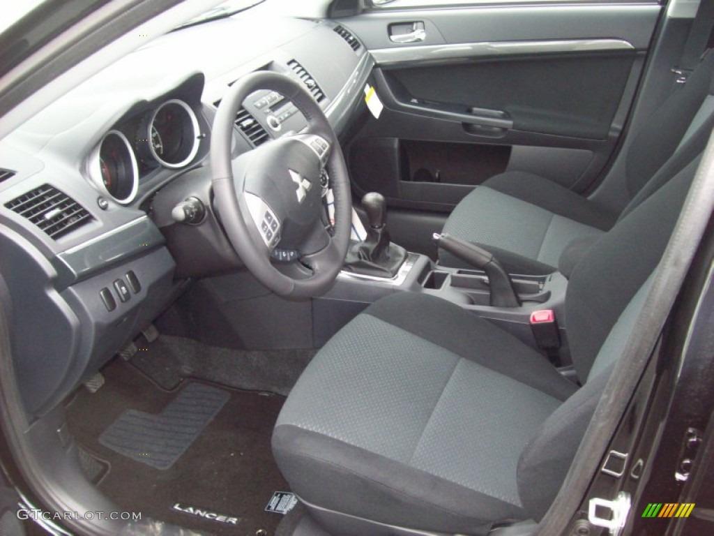 2011 Mitsubishi Lancer Gts Interior Photo 55492958