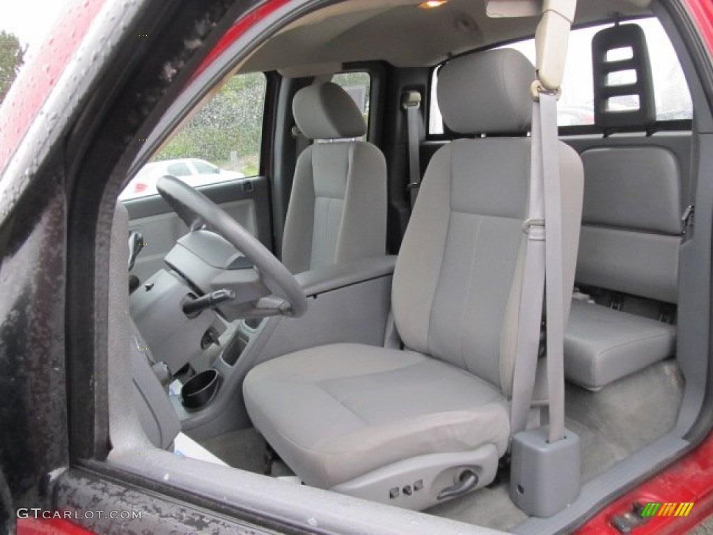 on 2008 Dodge Dakota Trx