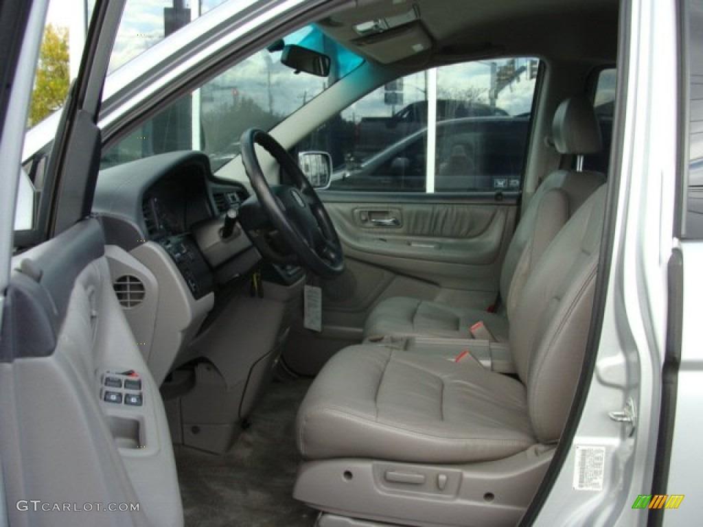 Quartz Interior 2004 Honda Odyssey Ex L Photo 55499654
