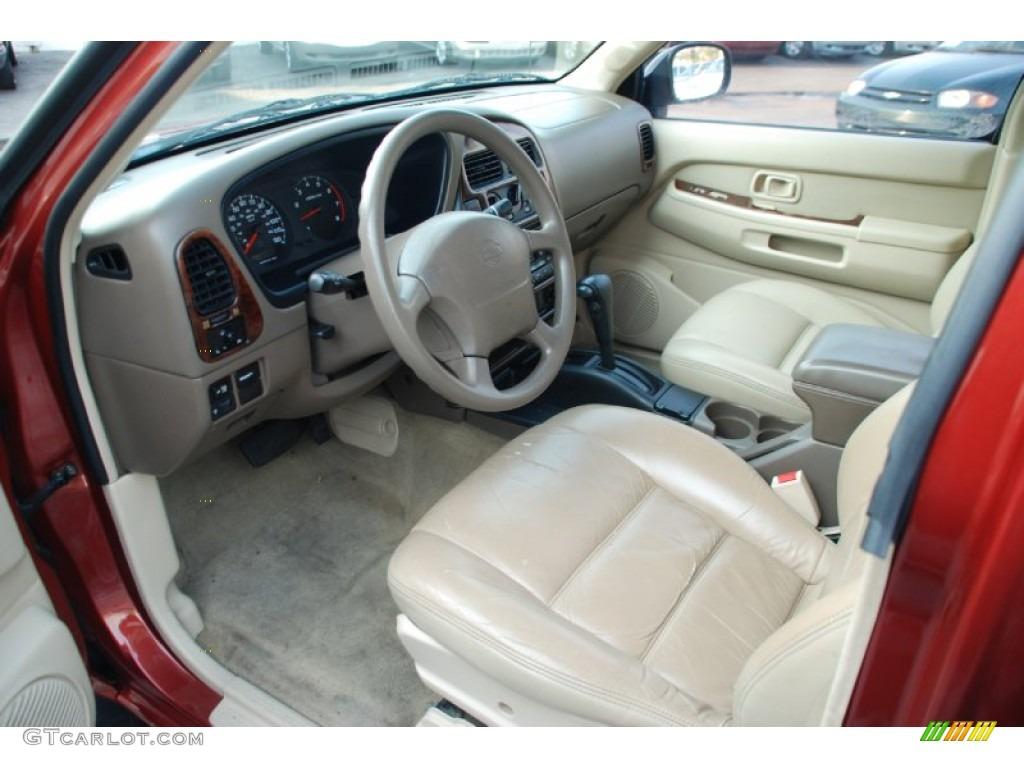 1998 Nissan Pathfinder Le Interior Photo 55499669