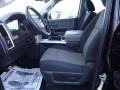 2010 Brilliant Black Crystal Pearl Dodge Ram 3500 Big Horn Edition Crew Cab 4x4 Dually  photo #11