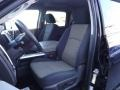 2010 Brilliant Black Crystal Pearl Dodge Ram 3500 Big Horn Edition Crew Cab 4x4 Dually  photo #13