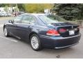 Toledo Blue Metallic - 7 Series 745Li Sedan Photo No. 7