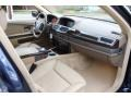 Toledo Blue Metallic - 7 Series 745Li Sedan Photo No. 26