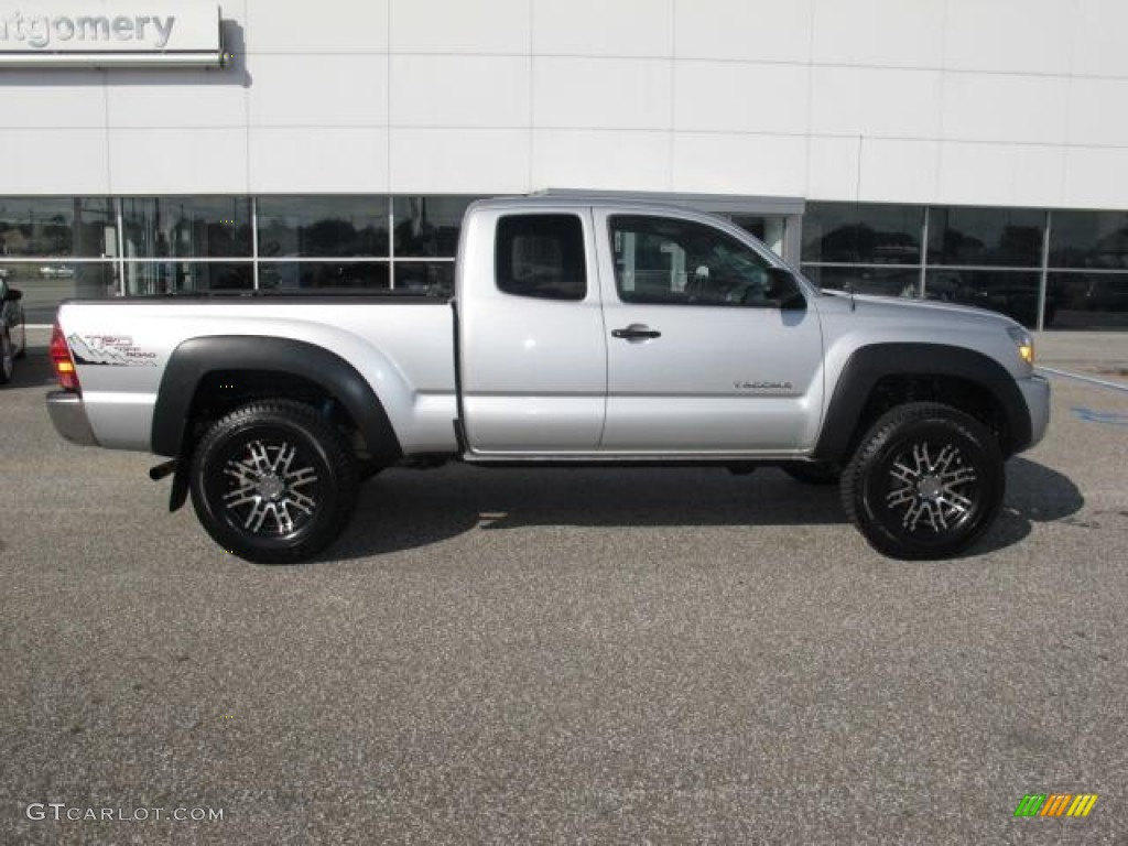 2008 Toyota Tacoma V6 TRD Access Cab 4x4 Custom Wheels Photo #55515491