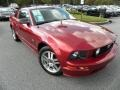 Redfire Metallic 2006 Ford Mustang Gallery