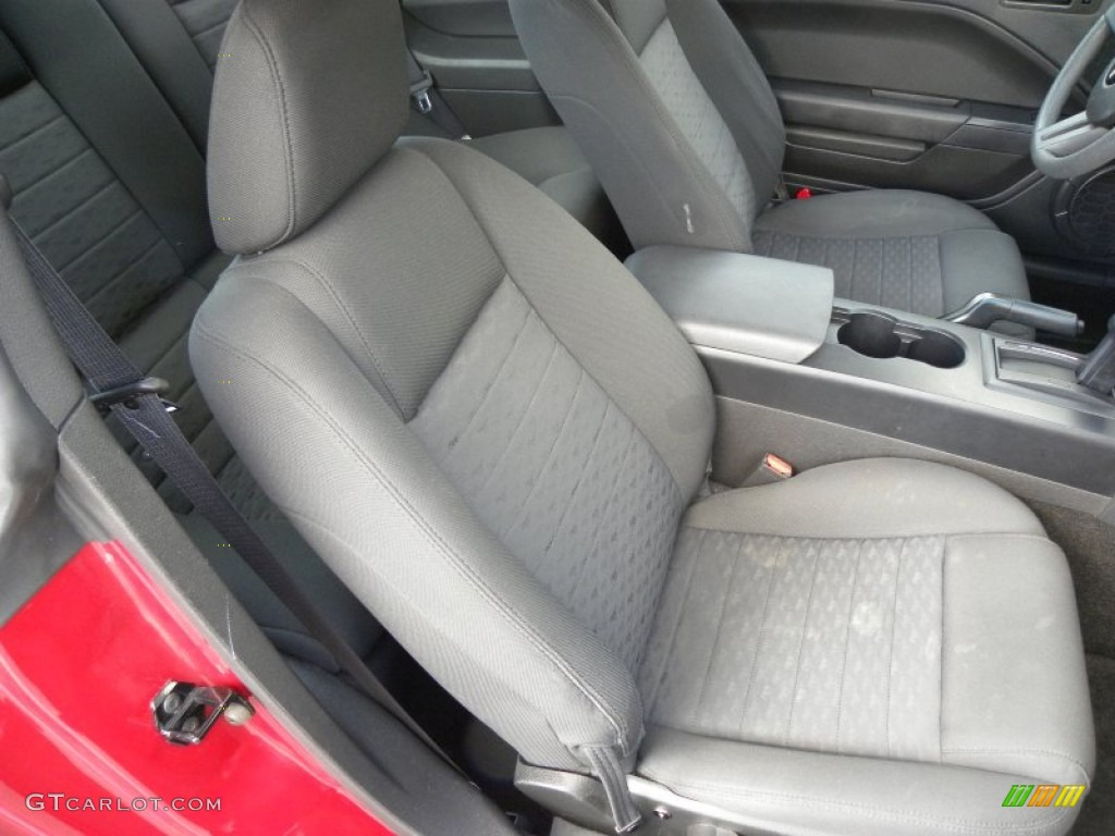 2006 Ford Mustang Gt Deluxe Coupe Interior Photo 55516293