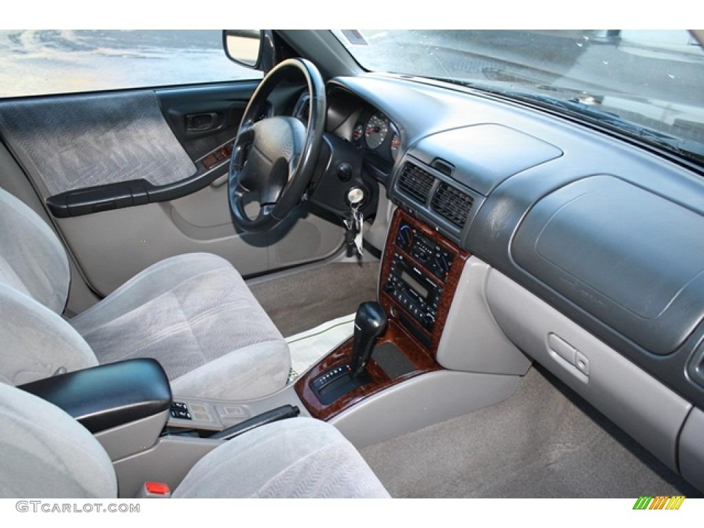 2001 Subaru Forester 2 5 S Interior Photo 55522826