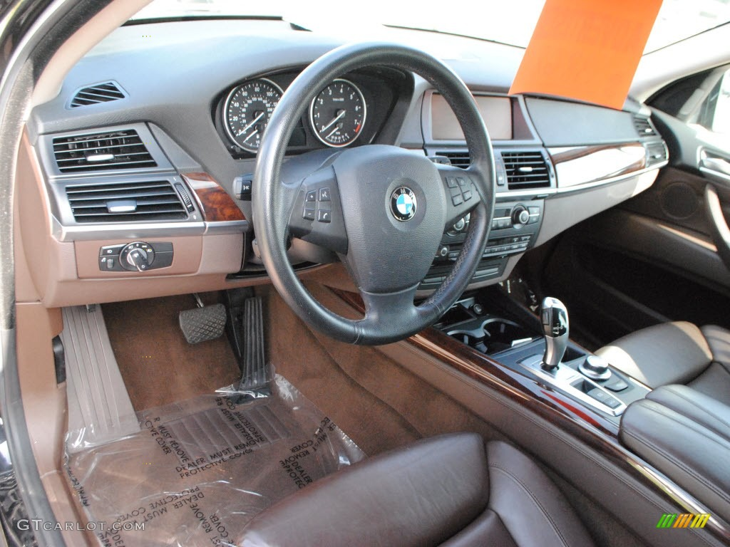tobacco interior 2008 bmw x5 photo 55522901. Black Bedroom Furniture Sets. Home Design Ideas