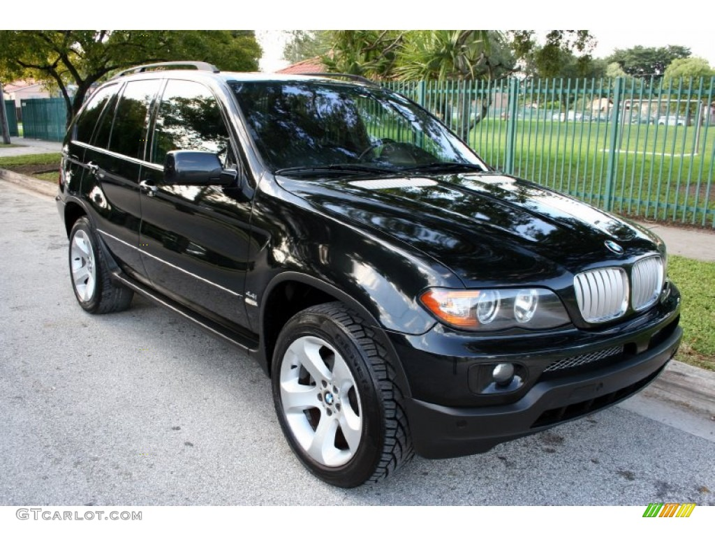 jet black 2006 bmw x5 exterior photo 55526881. Black Bedroom Furniture Sets. Home Design Ideas