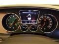 2012 Continental GTC Supersports Supersports Gauges