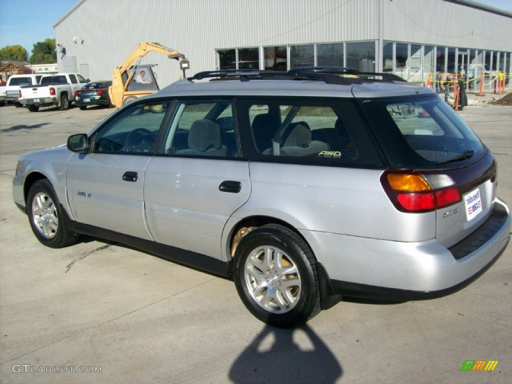 2004 silver stone metallic subaru outback wagon 55488197 photo 2004 outback wagon silver stone metallic gray photo 21 vanachro Image collections