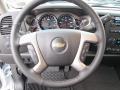 2012 Summit White Chevrolet Silverado 1500 LT Extended Cab 4x4  photo #10