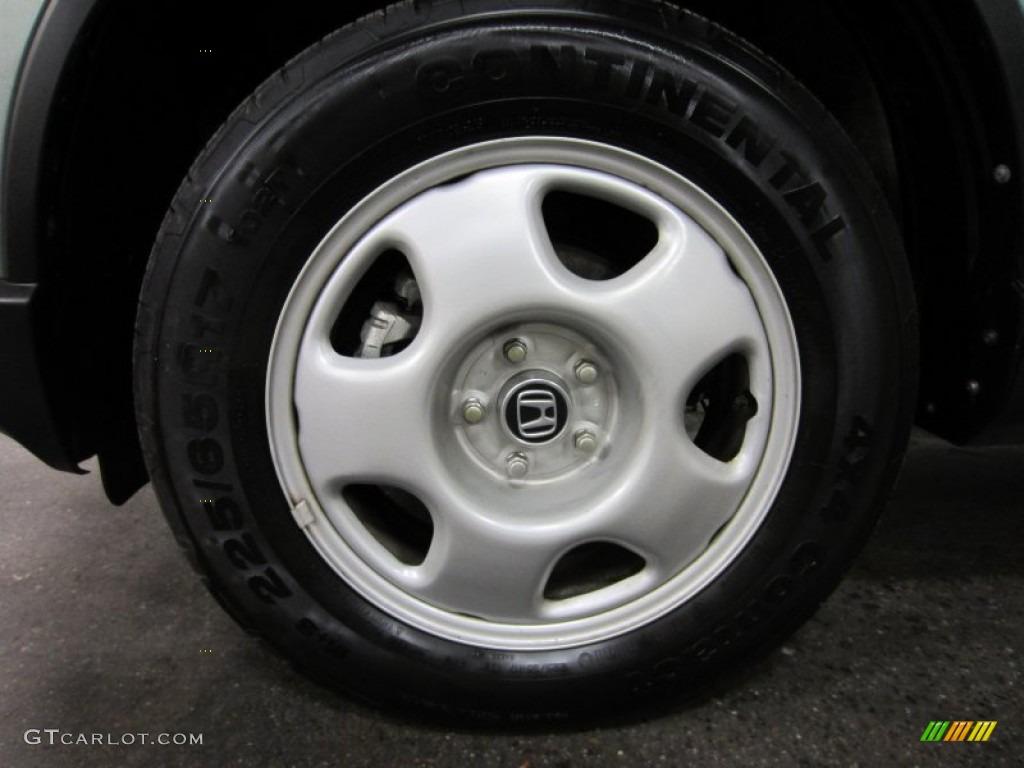 2010 CR-V LX AWD - Opal Sage Metallic / Ivory photo #6
