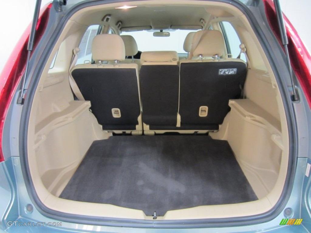2010 CR-V LX AWD - Opal Sage Metallic / Ivory photo #14