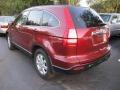 2009 Tango Red Pearl Honda CR-V EX-L  photo #3