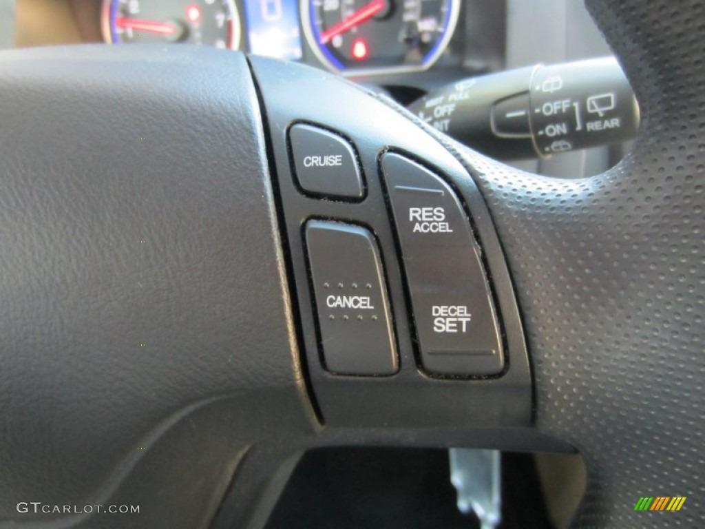 2010 CR-V LX AWD - Opal Sage Metallic / Ivory photo #25