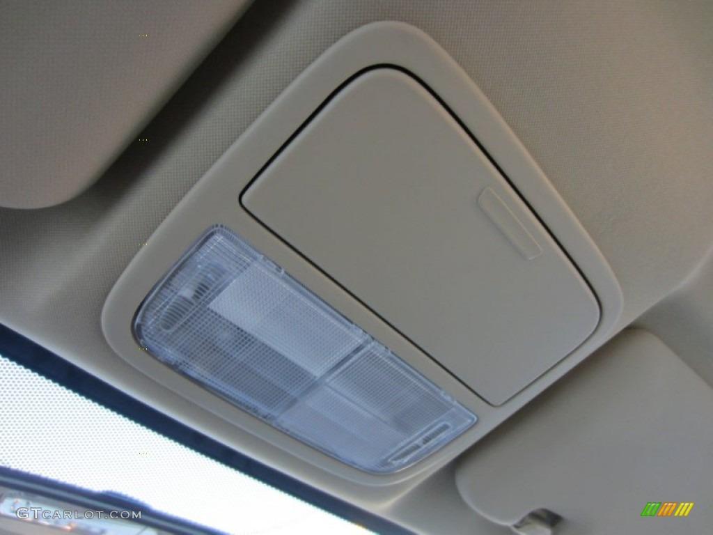 2010 CR-V LX AWD - Opal Sage Metallic / Ivory photo #28
