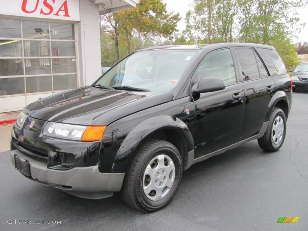 Saturn saturn 2004 : Black Onyx 2004 Saturn VUE AWD Exterior Photo #55555344 | GTCarLot.com