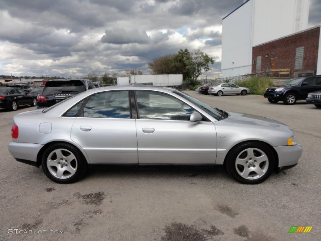 2000 Audi A4 Silver | 200+ Interior and Exterior Images