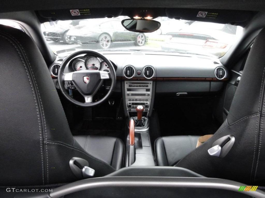 2006 Porsche Cayman S Black Dashboard Photo 55560123 Gtcarlot Com