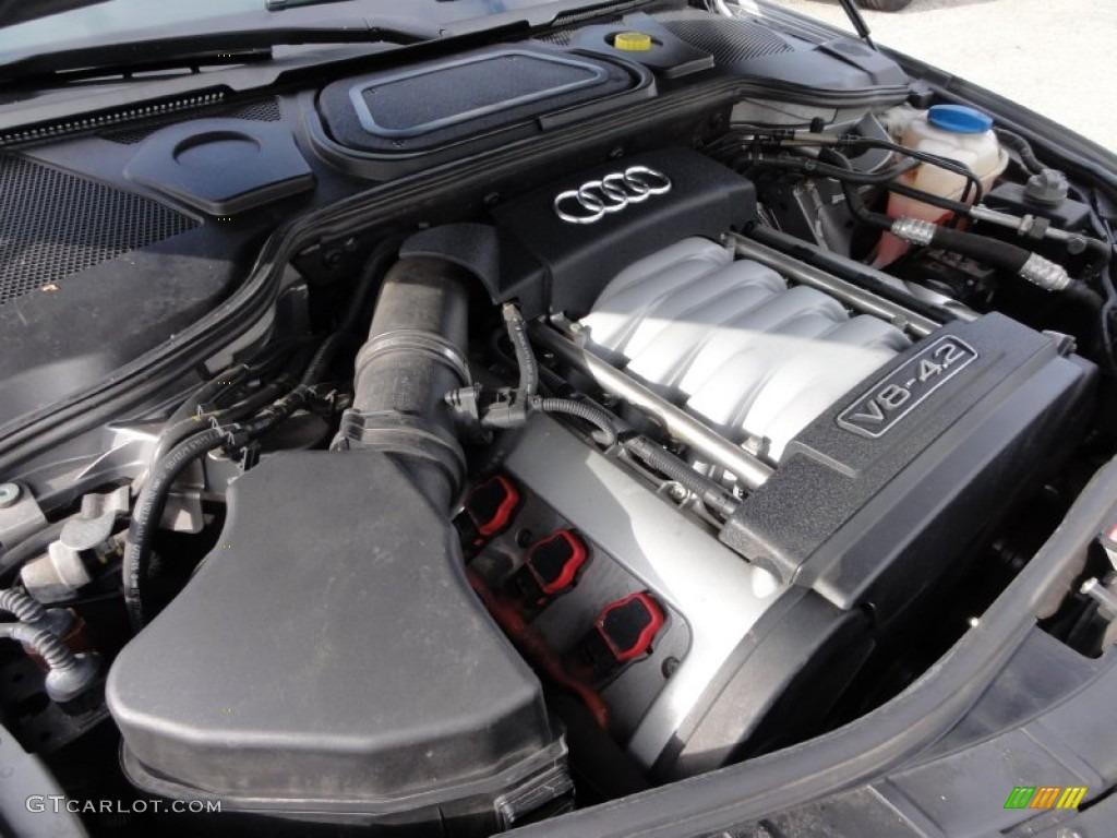2006 audi a8 4 2 engine diagram 1999 f150 4 2 engine diagram 2006 audi a8 4.2 quattro 4.2 liter dohc 40-valve v8 engine ...